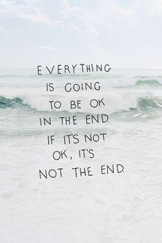 «Все будет иначе»