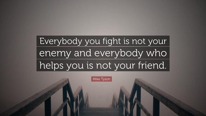 Странны те «друзья»