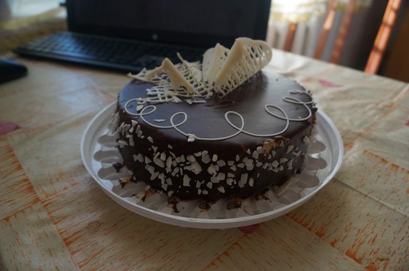 Day 14. Убийственный торт
