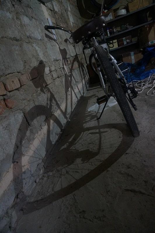Day 31. Вело-тень=вело-день