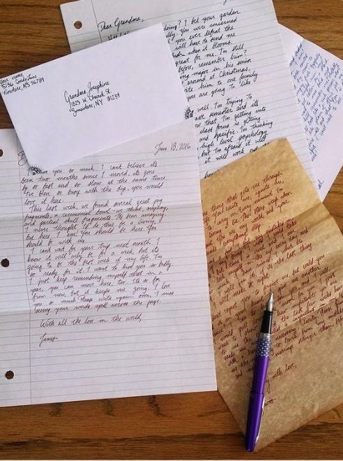 Всі твої листи….атата :)