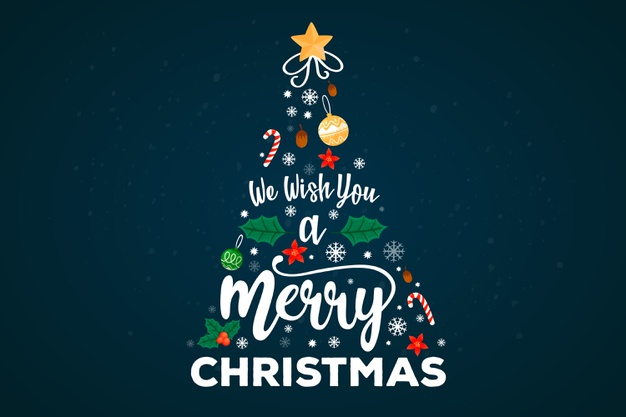 merry-christmas-tree-with-lettering-decoration_23-2148386159