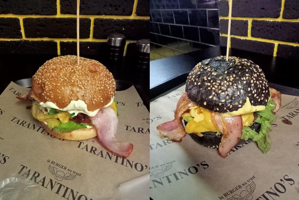 In burger we trust!